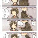 青春ノンフィクション1「雨宿ル鮭ノ切リ身」